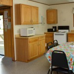 riverside resort rental kitchen
