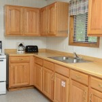 clean kitchen counters