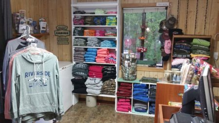riverside resort gift shop