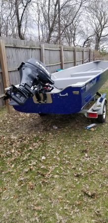 New fishing boat 2019